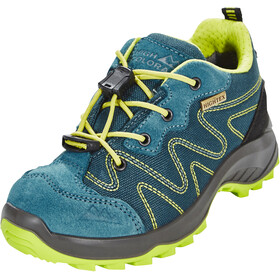 High Colorado Vilan Low High Tex Schoenen Kinderen, blue/green